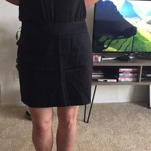 Black Trina Turk mini skirt!